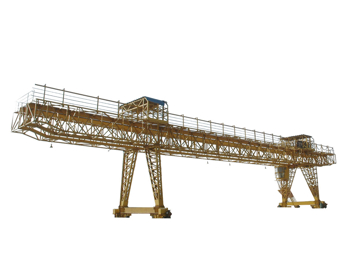 Engineering gantry cranes