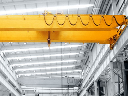 Explosion - proof gourd double - beam crane