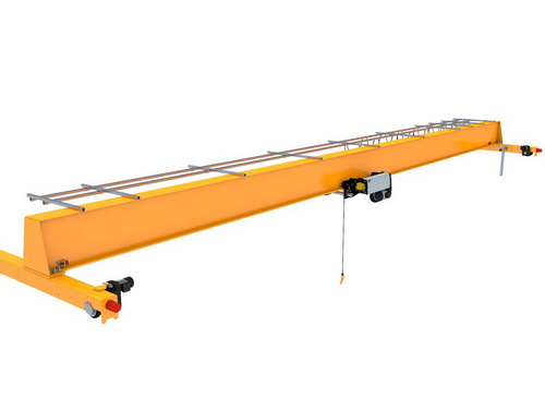 New European standard electric single girder overhead crane