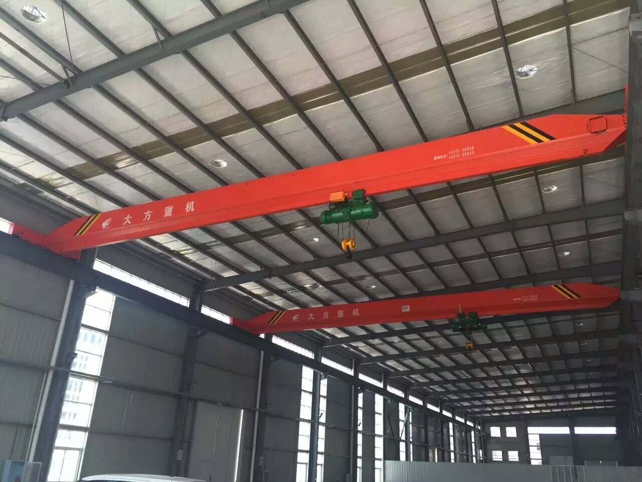 LD single beam crane