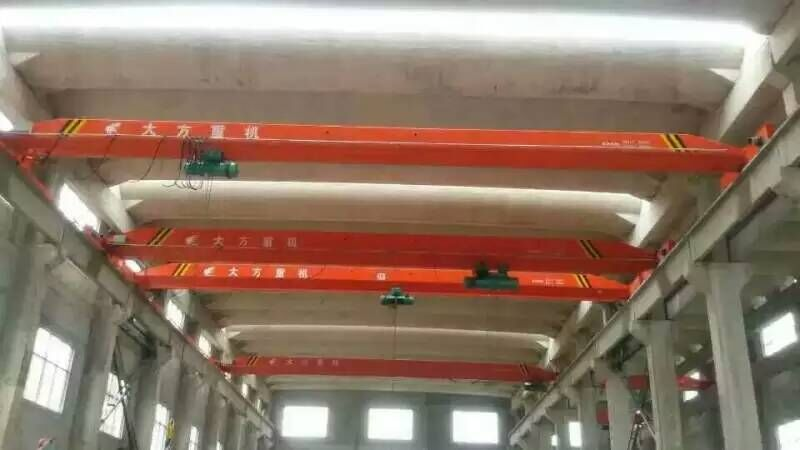 LD single beam bridge crane