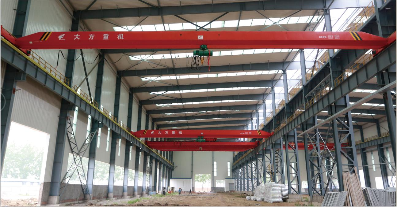 LD electric single beam crane